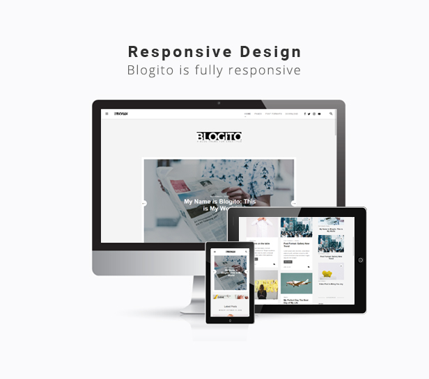 Free WP template themes