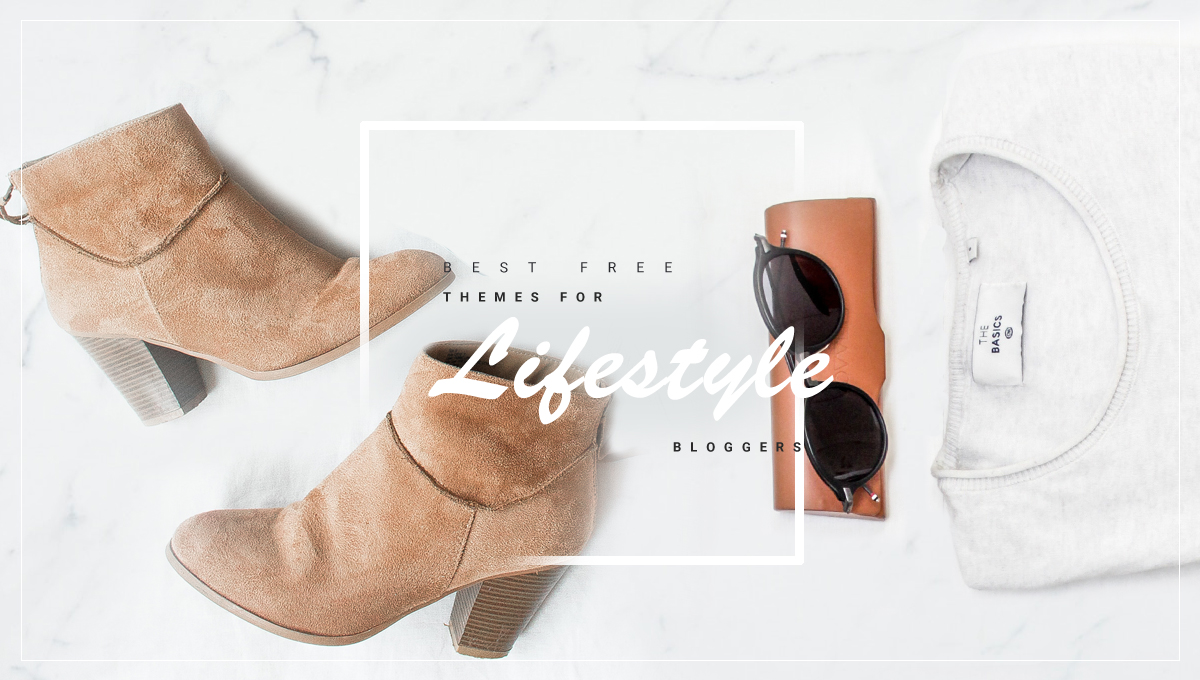 7 Best Free WordPress Themes for Lifestyle Bloggers