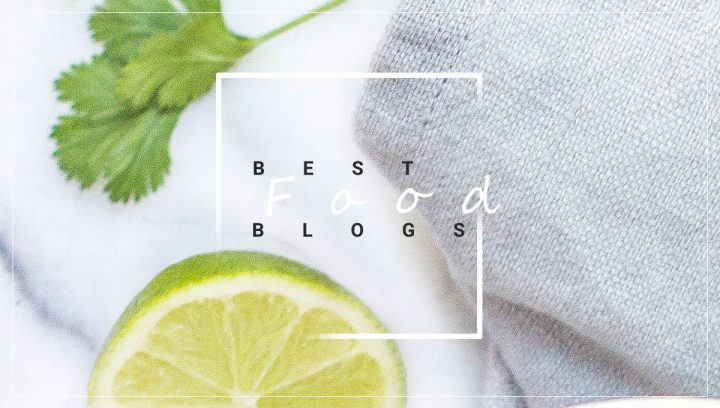 Best food blogs to follow
