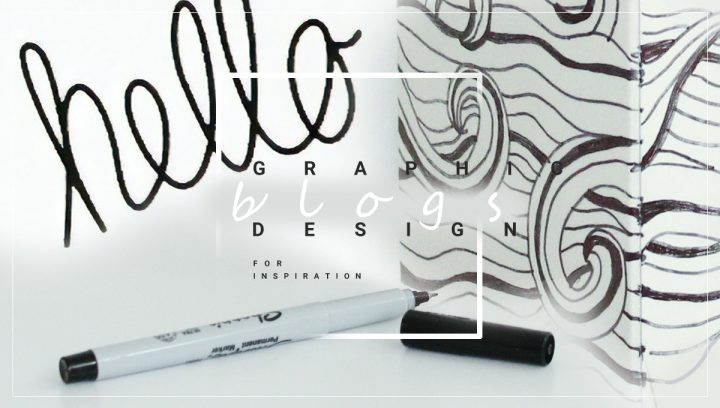 Graphic design blogs for inspiration