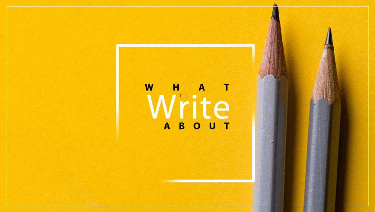 99 Ideas on What to Write About When You're Uninspired