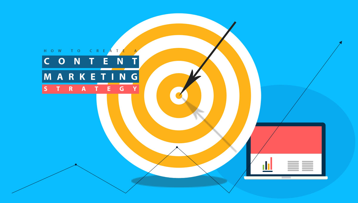 7-Steps Guide To Create A Content Marketing Strategy
