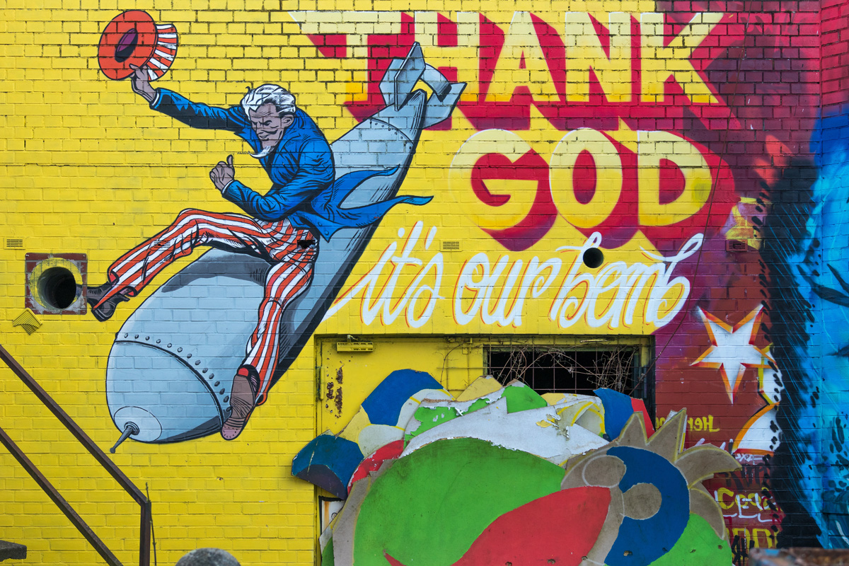 The Best Cities To See Street Art In The United States
