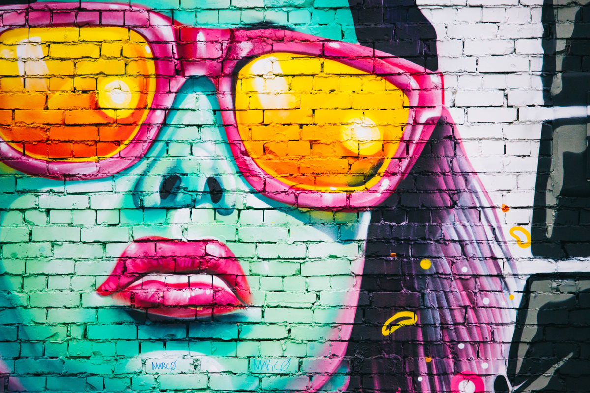 Where to See the Best graffiti in Europe from Murals to Street Art