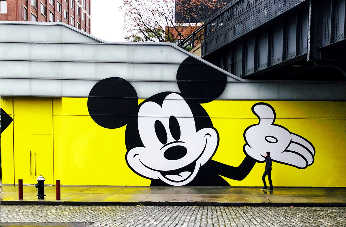 London street artists work with city on legal graffiti walls